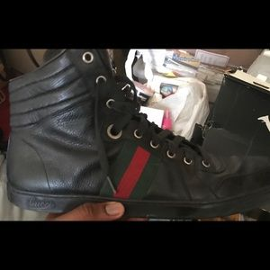 Size 13 Gucci Shoes